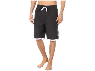 U.S. Polo Assn. 11 Double Side Stripe Cargo Men's Swimwear