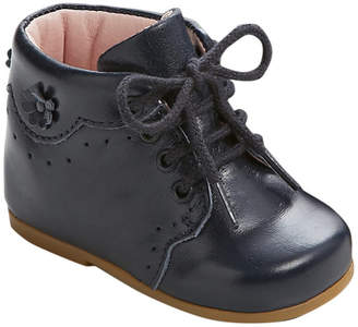 Jacadi Bergamote Leather Boot