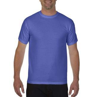 518272683363 Ringspun Comfort Colors Mens 6.1 oz. Garment-Dyed T-Shirt(C1717)