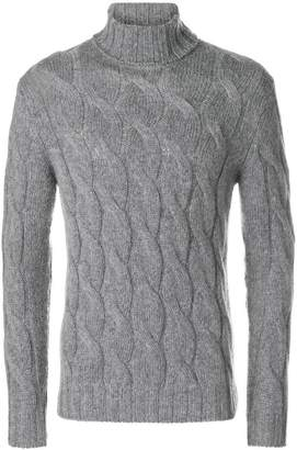 Roberto Collina cashmere turtleneck sweater