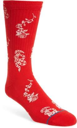 Stance Rossa Floral Socks