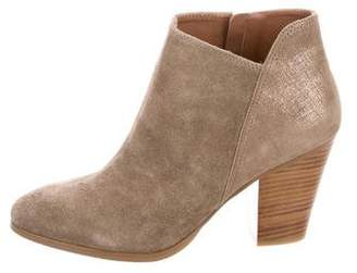 Donald J Pliner Suede Ankle Boots w/ Tags