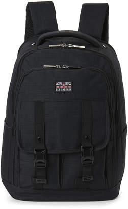 Ben Sherman Navy Backpack