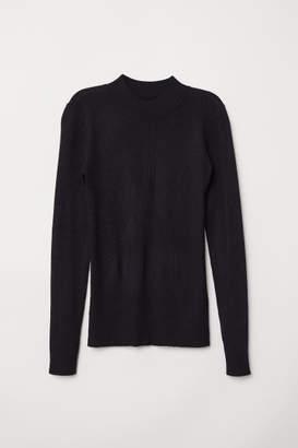 H&M Knit Sweater - Black