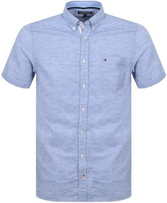Tommy Hilfiger Engineered Shirt Blue