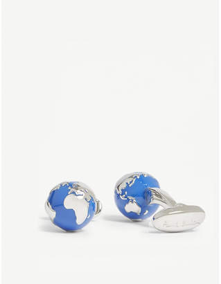 Paul Smith Globe cufflinks