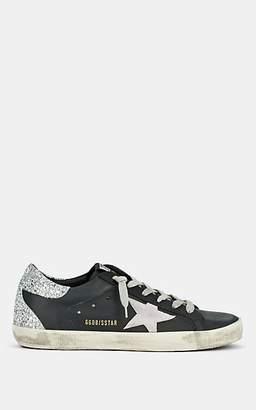 Golden Goose Women's Superstar Leather Sneakers - Black