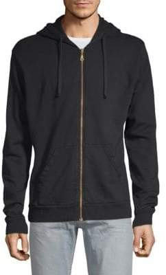 Winged Racer Cotton Hoodie