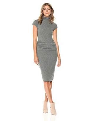 Velvet by Graham & Spencer Women's Valda Gauzy Whisper Novelty Dress