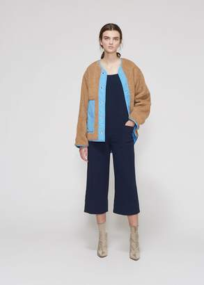 Nomia Wide Leg Side Pocket Jumpsuit