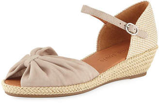 Gentle Souls Lucille Demi-Wedge Espadrille