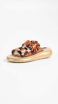 Marc Jacobs Sage Embellished Sandals