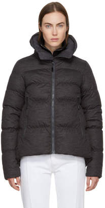 The North Face Grey Down and Wool Cryos Jacket