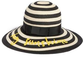 Kate Spade Hey Sunshine Straw Sun Hat