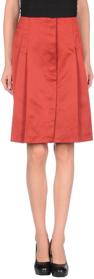 Max Mara'S MAX MARA Knee length skirts