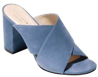 Cole Haan Gabby Crisscross Block Heel Sandal
