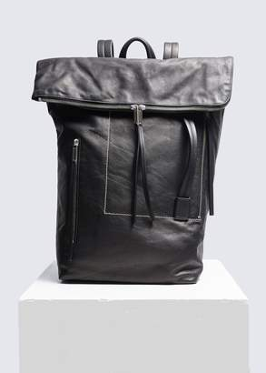 Rick Owens Medium Duffle Backpack