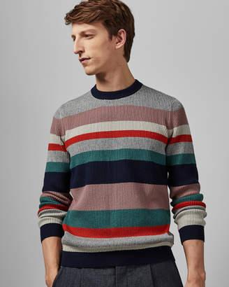 Ted Baker KRENA Cotton blend crew neck sweater
