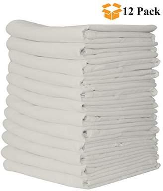 Linen and Towel 12 Pack Premium Flour-Sack Towels