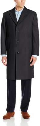 London Fog Men's Signature Wool Top Coat