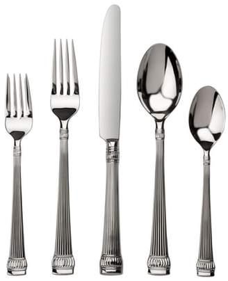 Ricci Argentieri Girasole 45-Piece Stainless Steel Flatware Set