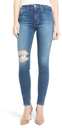 Women's Joe's Jeans Flawless Charlie High Rise Skinny Jeans $189 thestylecure.com
