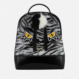 Furla Women's Candy Jungle Backpack - Black