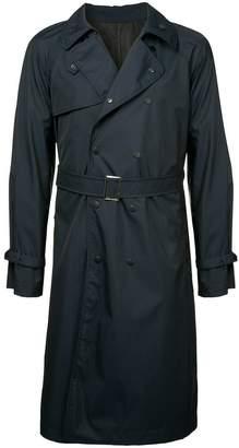 Zambesi double-breasted classic trench coat