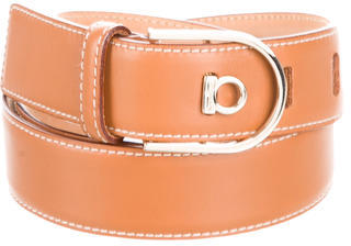 Salvatore Ferragamo Salvatore Ferragamo Leather Waist Belt