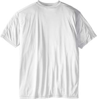 Champion Men's Big-Tall Powertrain Solid T-Shirt