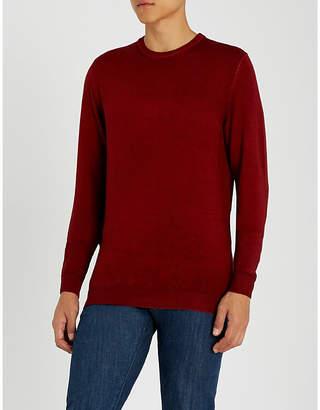 Jacob Cohen Crewneck wool jumper