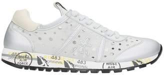 Premiata Lucy Silver Sneakers