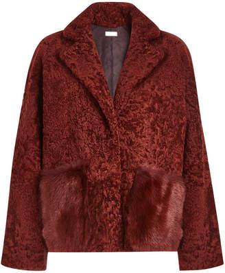Utzon Shearling Jacket