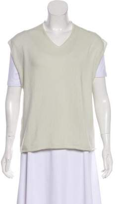 Calvin Klein Collection Cashmere Pullover Vest