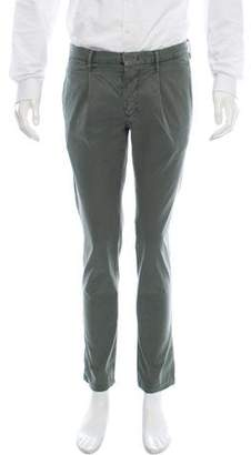 Incotex Flat Front Casual Pants
