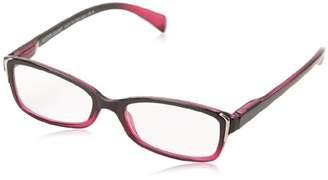 Foster Grant Women's Juniper Square Reading Glasses