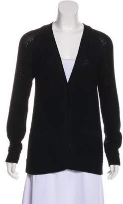 Proenza Schouler Wool Knit Cardigan
