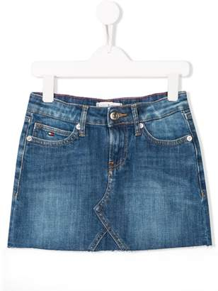 Tommy Hilfiger Junior denim skirt