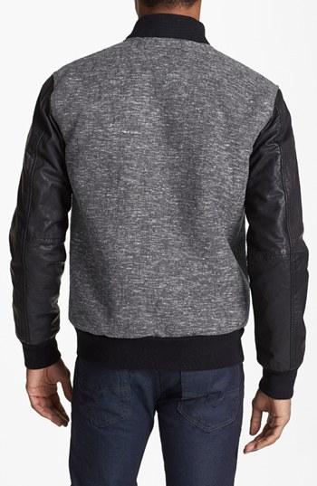 Vans 'Taft' Varsity Jacket