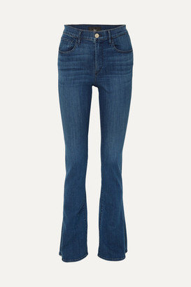 3x1 High-rise Flared Jeans - Blue