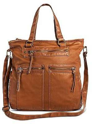 Women's Tote Faux Leather Handbag - Mossimo Supply Co.; $29.99 thestylecure.com