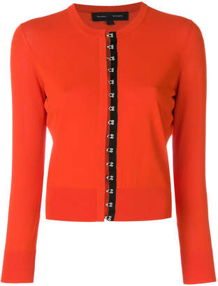 Proenza Schouler Long sleeve short cardigan