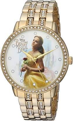 Disney Women's Beauty' Quartz Metal and Alloy Casual Watch