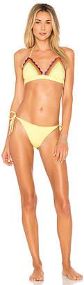 CHIO Triangle Bikini Set