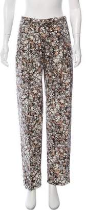 Viktor & Rolf High-Rise Printed Pants