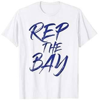 Rep The Bay T-shirt Winners Parade Celebration Tee