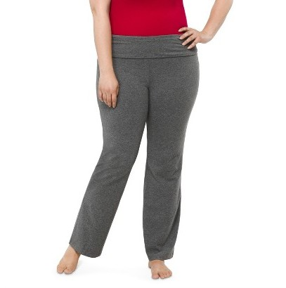 Women's Plus Size Leisure Yoga Pants-Pure Energy