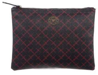 By Malene Birger Printed Zip Pouch