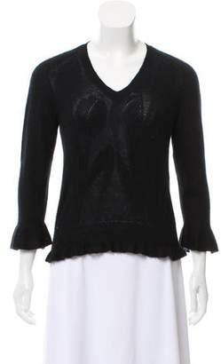 Louis Vuitton Cashmere Knit Top