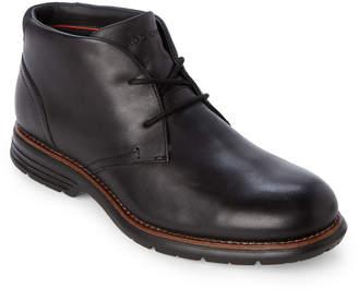 Rockport Black Leather Chukka Boots